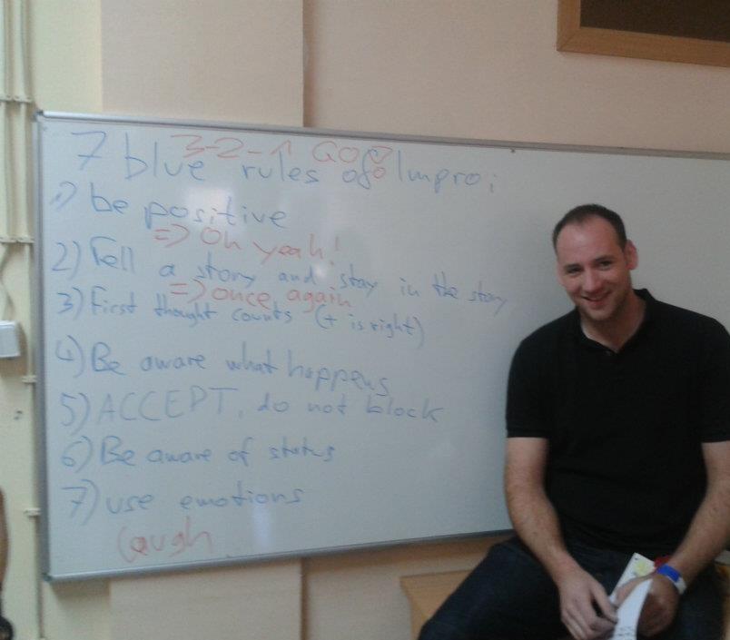 Member of the Month July: Fabian Brüggemann