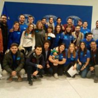AEGEE-Las Palmas goes to Brussels for a Study Trip