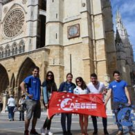 AEGEE-Leon Welcomes You in the City for the Planning Meeting in September!