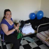 Smiling, Multitasking and Energetic – Lia Touska runs for NetCom