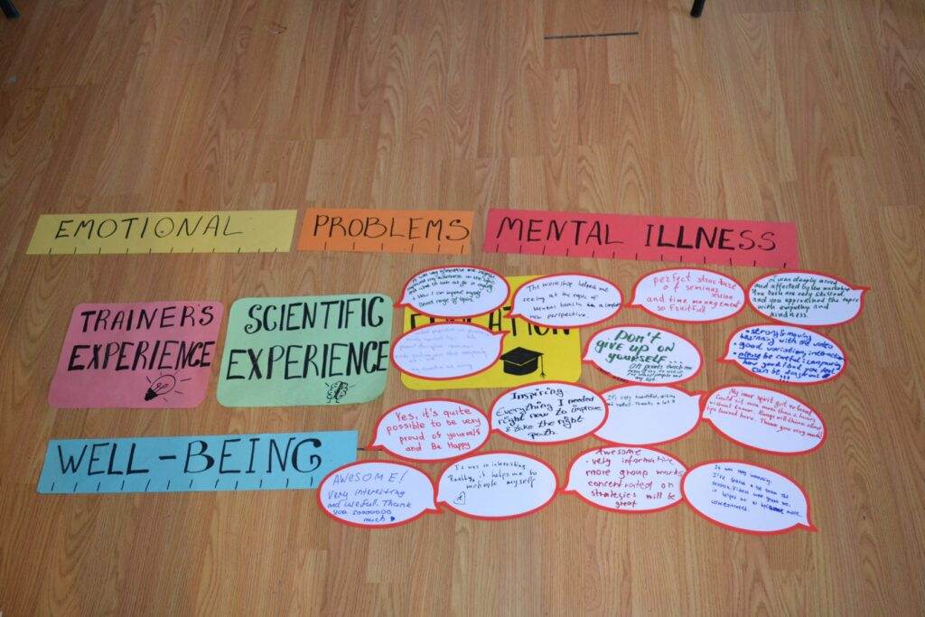 Dear AEGEEans, mental health matters!