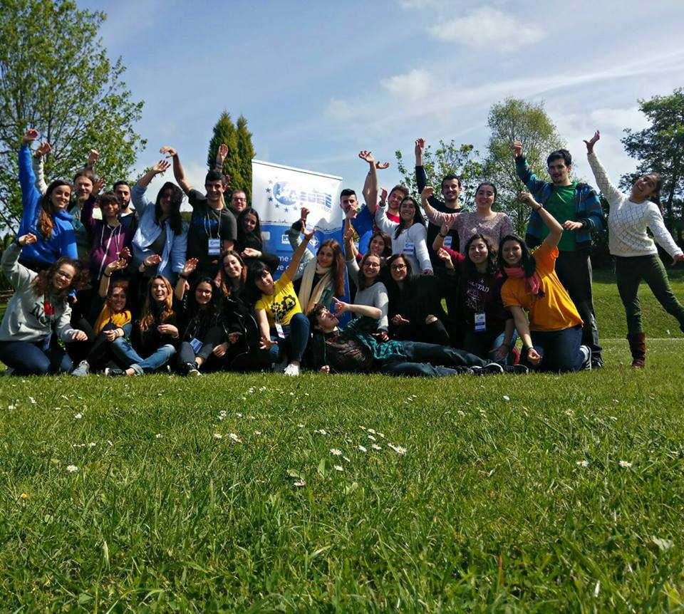 """AEGEE-Oviedo, Local of the Month of April: """"Little Things Can Be Great!"""""""