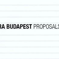 SU proposals for Agora Budapest