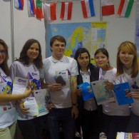 """Local of the Month AEGEE-Rostov-na-Donu: """"We have gained priceless experience in working together""""."""