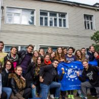 "AEGEE-Moskva: ""Our Multinationality Brings Crazy Ideas"""
