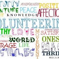 All you need is volunteering