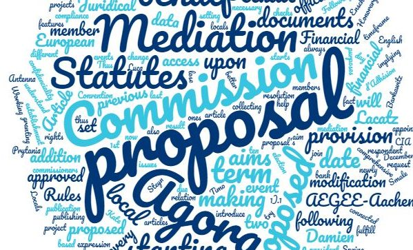 PROPOSALS #2: Fixed Term for the MedCom, Gathering of Financial Documents of European Events, Modification of Locals' Statutes, Nomination of JC Member in MedCom, Deadlines for Agora Official Documents 2.0