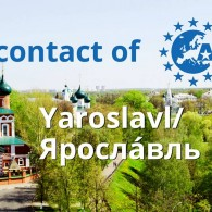 Further exploring Russia with the newest Contact in Yaroslavl
